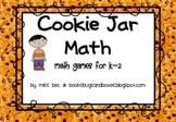 Cookies in the Cookie Jar Math Activities