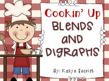 Cookin' Up Blends and Digraphs