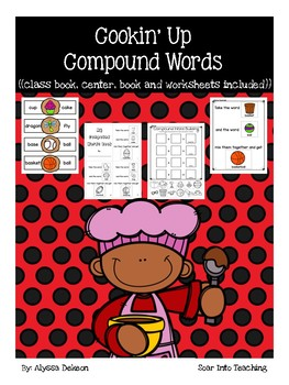 Cookin' Up Compound Words