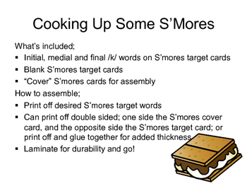 Cookin' Up Some S'mores