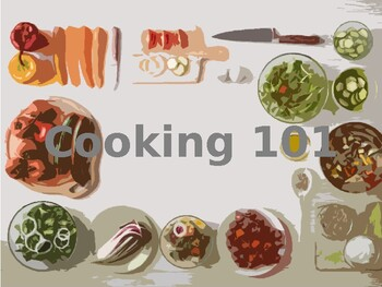 Cooking 101 for Culinary