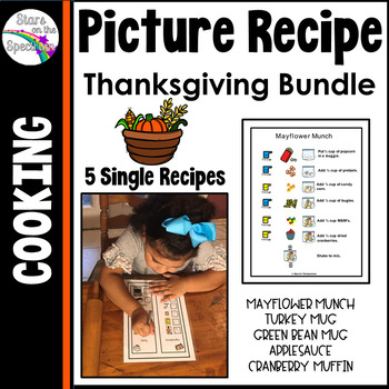 Cooking Picture Recipes Visual Recipes Single Servings Thanksgiving