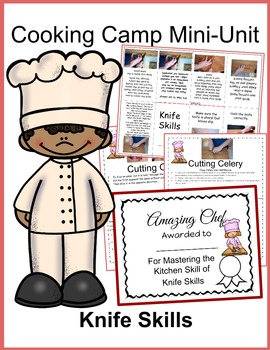 Cooking Projects for Kids: Knife Skills Mini-Lesson