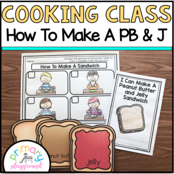 Cooking Class How To Make A Peanut Butter and Jelly Sandwich