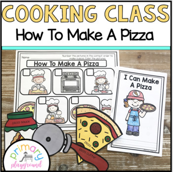 Cooking Class How To Make A Pizza