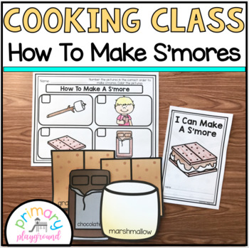 Cooking Class How To Make A S'more