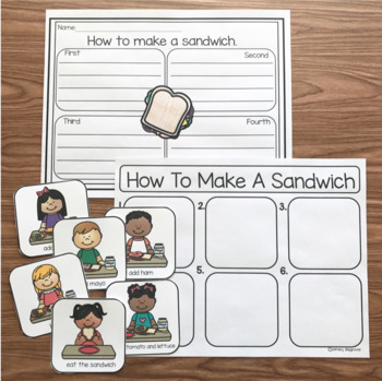 Cooking Class How To Make A Sandwich