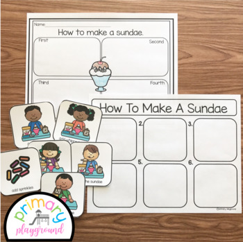 Cooking Class How To Make A Sundae