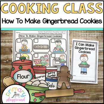 Cooking Class How To Make Gingerbread Cookies