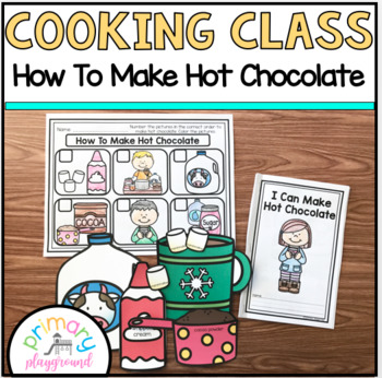 Cooking Class How To Make Hot Chocolate / Hot Cocoa