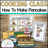 Cooking Class How To Make Pancakes