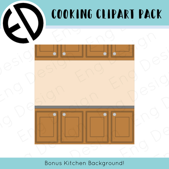 Cooking Clip Art Pack