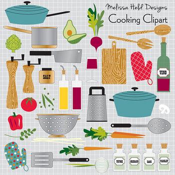 Clipart:  Cooking Clip Art
