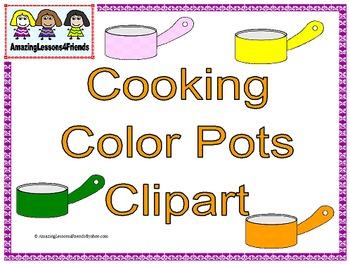 Cooking Color Pots