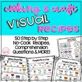 Cooking & Craft Visual Recipe Book