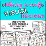 Cooking & Craft Visual Recipe Book