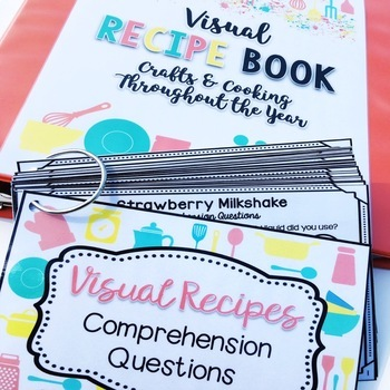 Cooking & Craft Visual Recipe Book {edition 2}