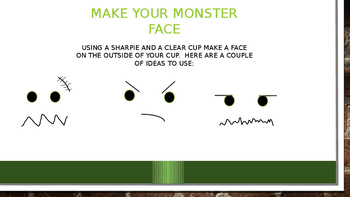 Cooking Fun:  Go Away, Big Green Monster! Green Monster Recipe