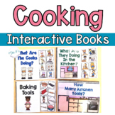 Cooking Interactive Books