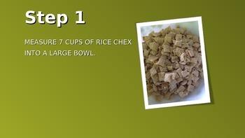 Cooking Lesson:  Pumpkin Spice Muddy Buddies Recipe