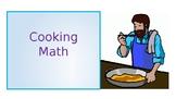 Cooking Math - Measuring Ingredients