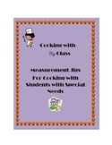 Cooking Measurement Jig for Special Education; Autism