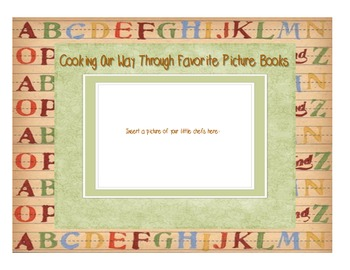 Cooking Our Way Through Favorite Picture Books: Part 1