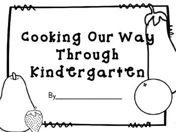 Cooking Our Way Through Kindergarten
