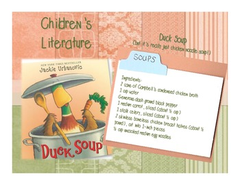 Cooking Our Way Through Our Favorite Picture Books: Part 4