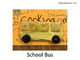 Cooking Project: School Bus