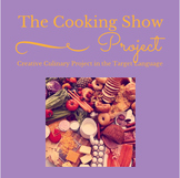 Cooking Show Project-Editable