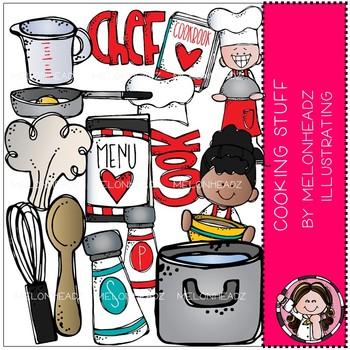 Cooking Stuff clip art - Melonheadz Clipart
