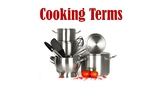 Cooking Terms Review Sheet