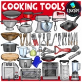 Cooking Tools Clip Art Bundle {Educlips Clipart}