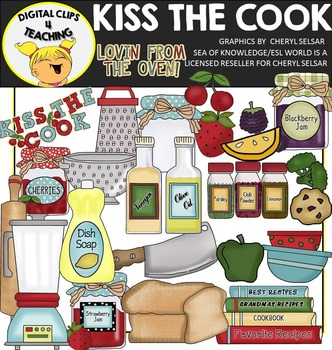Cooking Tools Clipart