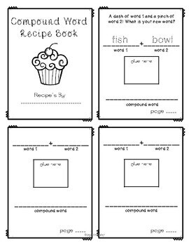 Cooking With Compound Words