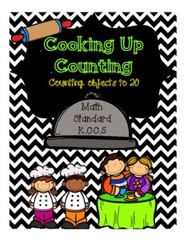 Cooking Up Counting Puzzles (to 20)