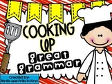 Cooking Up Great Grammar: Nouns, Verbs, Adjectives, Punctuation, Pronouns & MORE