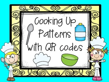 Cooking Up Patterns with QR Codes