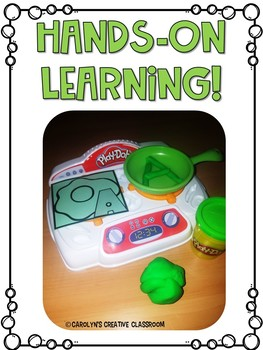Cooking Up Some Learning - Eggs and Ham Sight Words, Letters, and Sounds