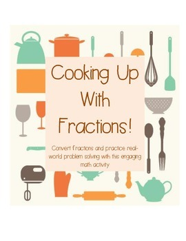 Cooking Up With Fractions