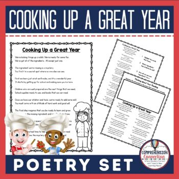 Cooking Up a Great Year Poem