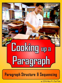 Cooking Up a Paragraph