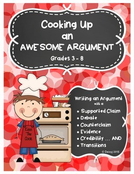 Cooking Up an Awesome Argument