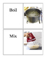 Cooking Vocabulary