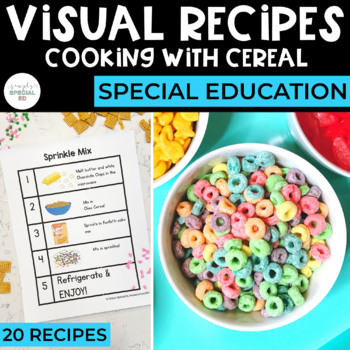 Cooking With Cereal: Special Education