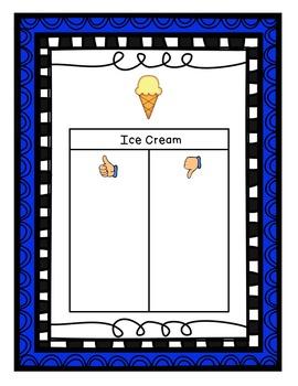 Ice Cream Picture Recipe