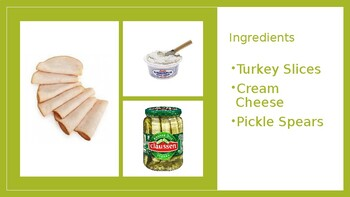 Cooking With Kids: Turkey Roll-Ups