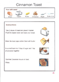 Cooking With Visual Recipes
