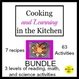 Cooking and Learning in the Kitchen Bundle
